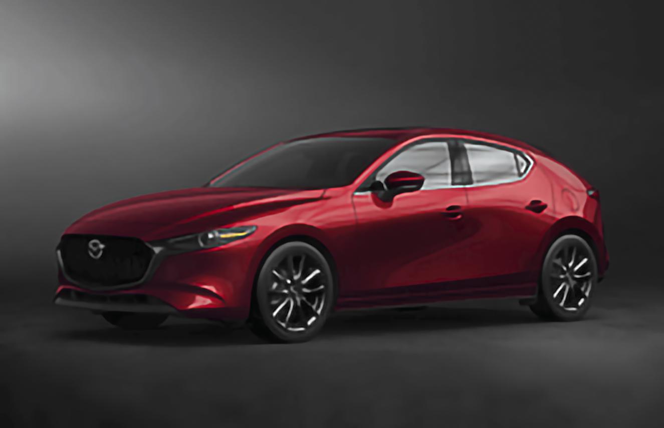 Mazda, Mazda3, IV [2019 .. 2020] Hatchback, 5d, AutoDir