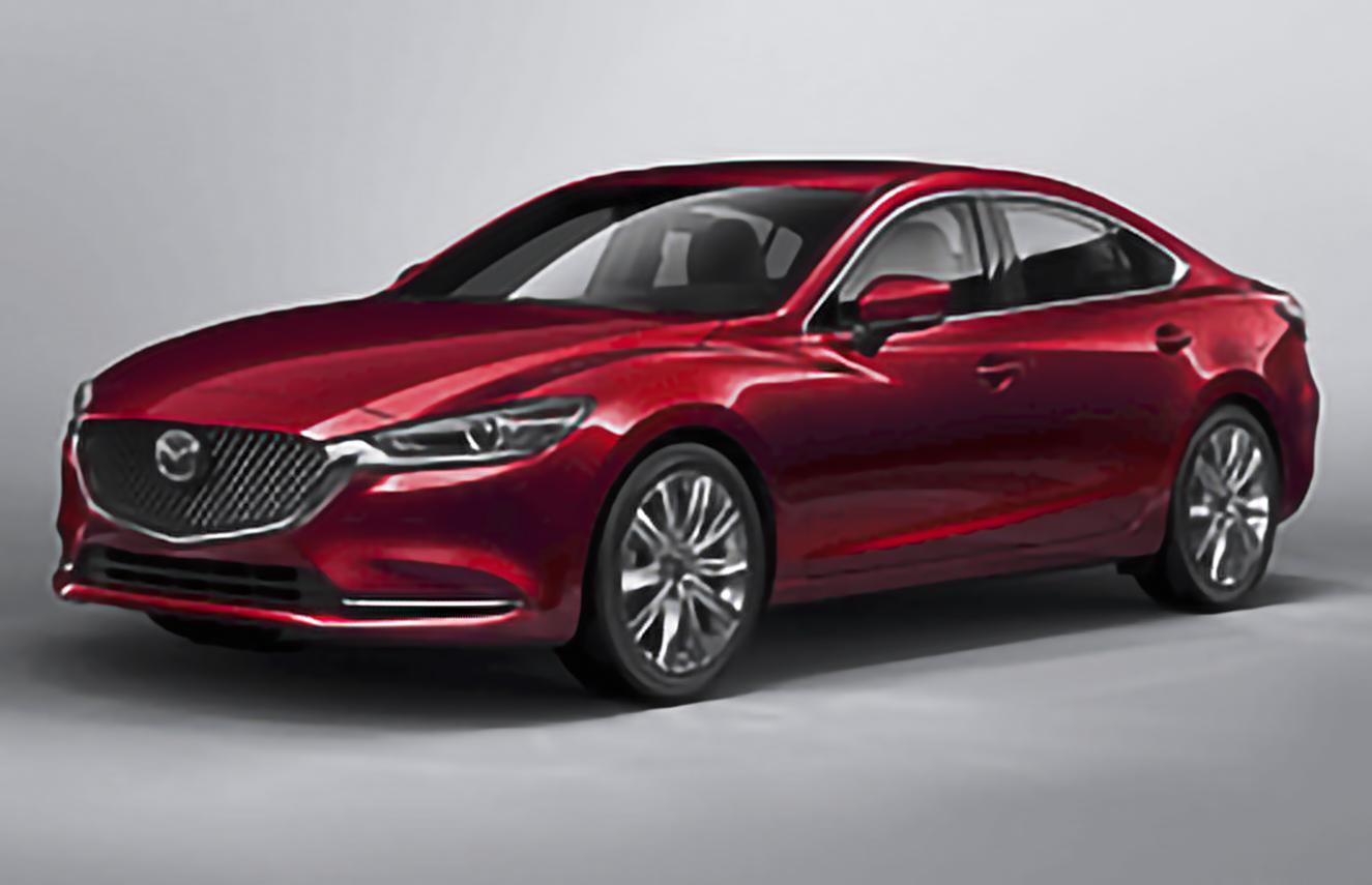 Mazda, Mazda6, GL Facelift [2018 .. 2020] Saloon, AutoDir