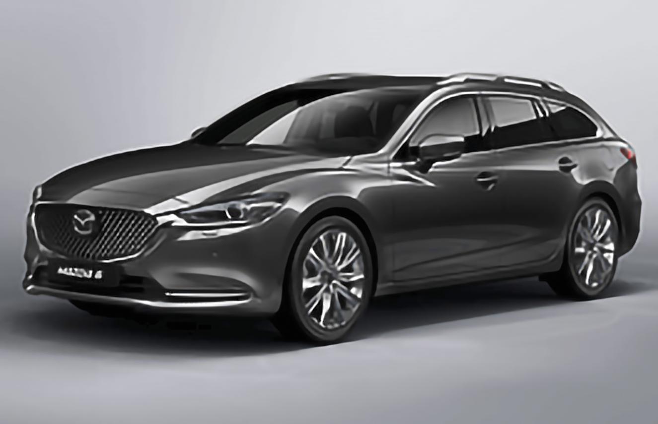 Mazda, Mazda6, GL Facelift [2018 .. 2020] Estate, 5d, AutoDir