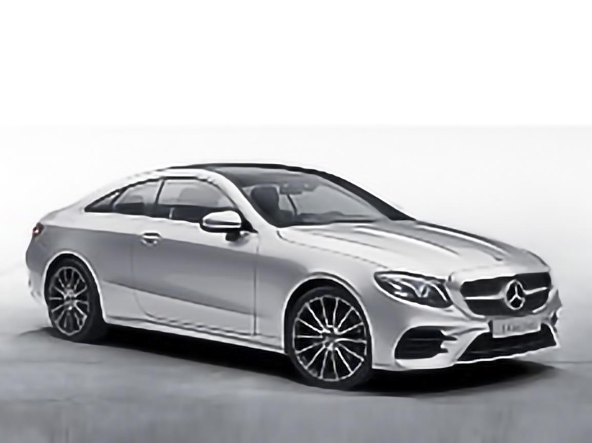 Mercedes-Benz, E-Class Coupe, C238 [2017 .. 2020] [EUDM] Coupe, 2d, AutoDir