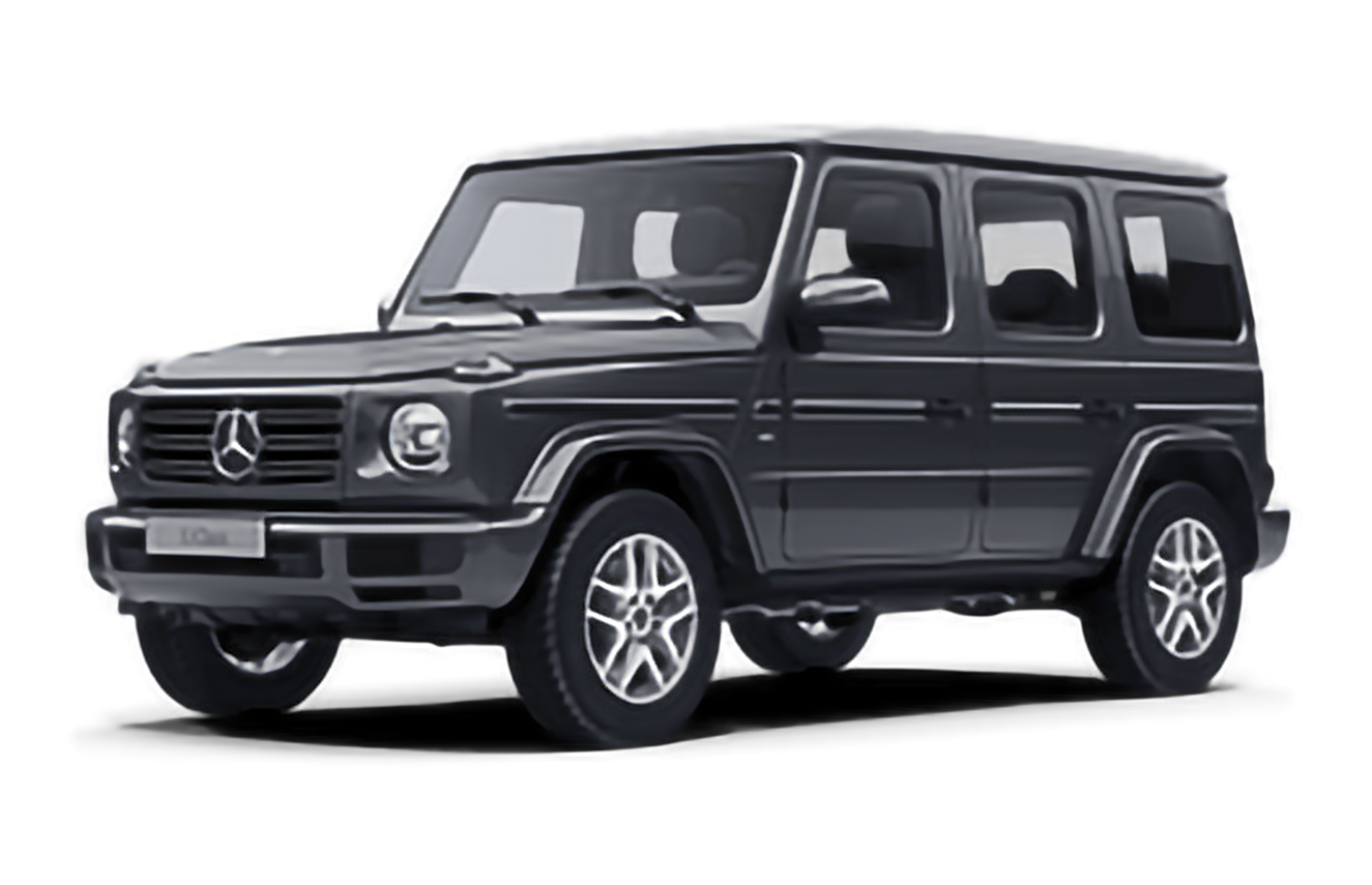 Mercedes-Benz, G-Class, W463 [2018 .. 2020] Closed Off-Road Vehicle, 5d, AutoDir