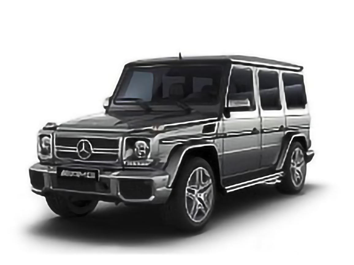 Mercedes-Benz, G-Class AMG, W463 [2002 .. 2018] Closed Off-Road Vehicle, 5d, AutoDir