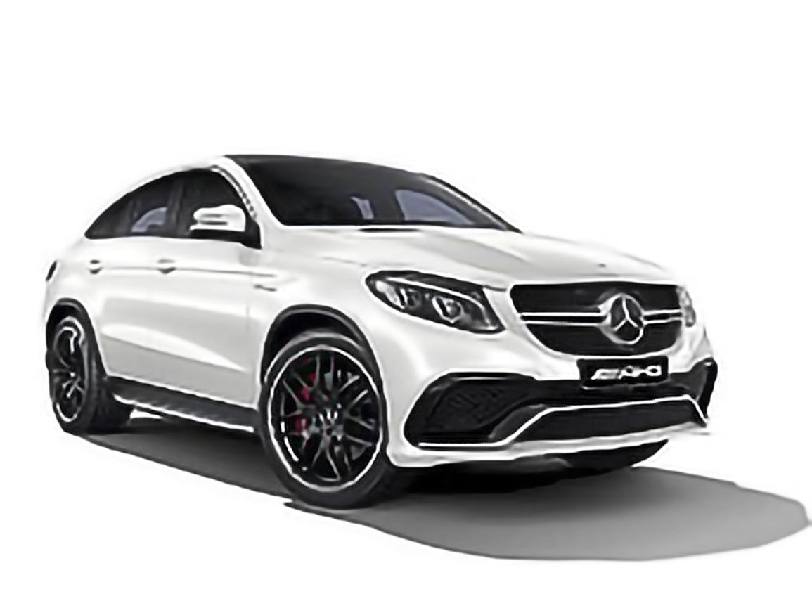 Mercedes-Benz, GLE-Class Coupe AMG, C292 [2015 .. 2020] [EUDM] Coupe, 5d, AutoDir