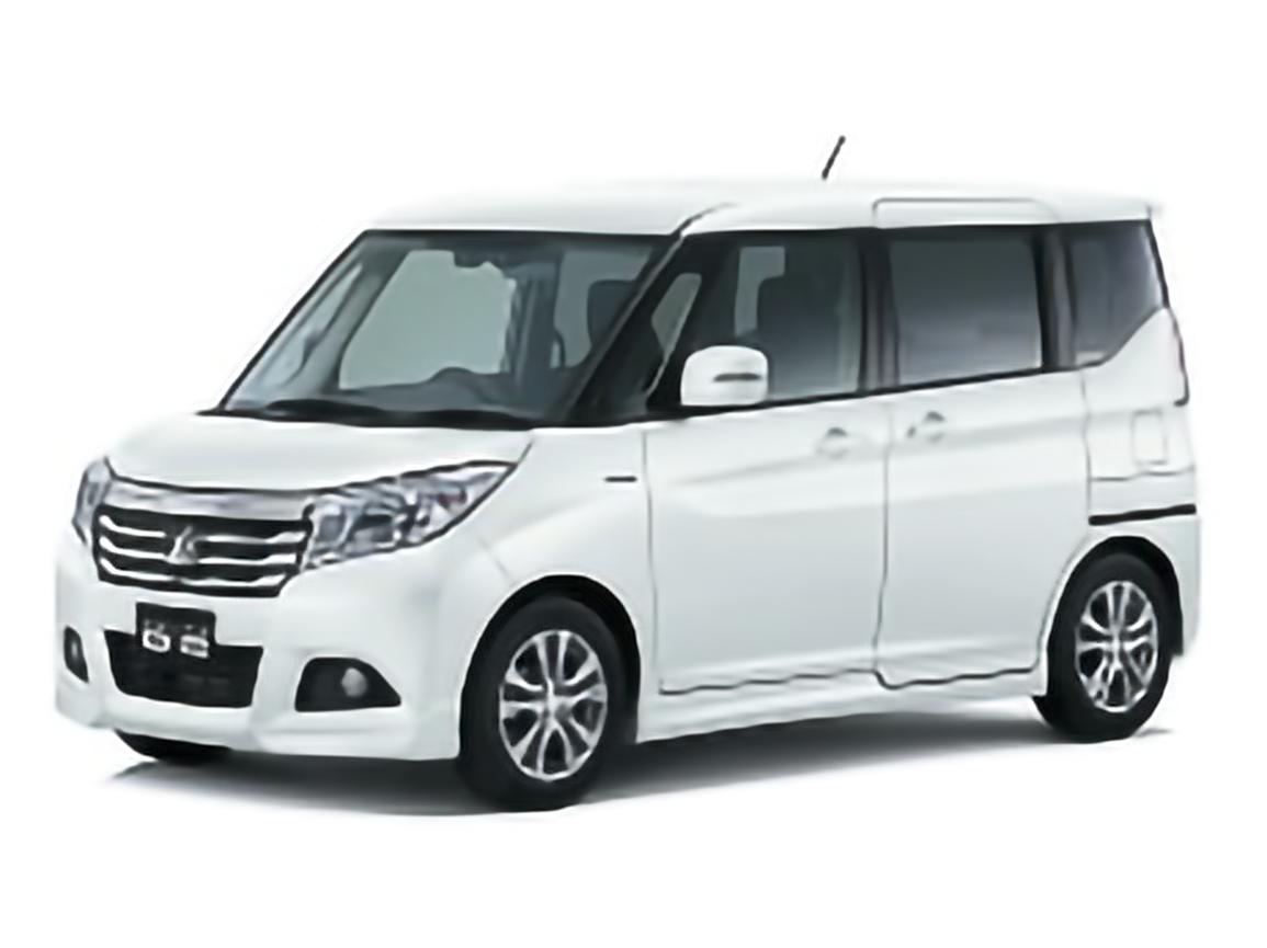 Mitsubishi, Delica D:2, MB Facelift [2015 .. 2020] [JDM] Hatchback, 5d, AutoDir