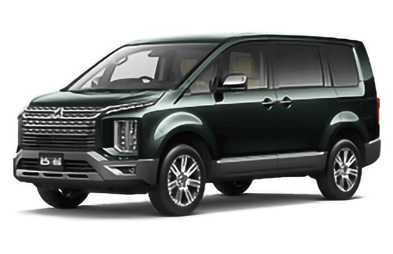 Mitsubishi, Delica D:5, CV Restyling [2019 .. 2020] [JDM] MPV, 5d, AutoDir
