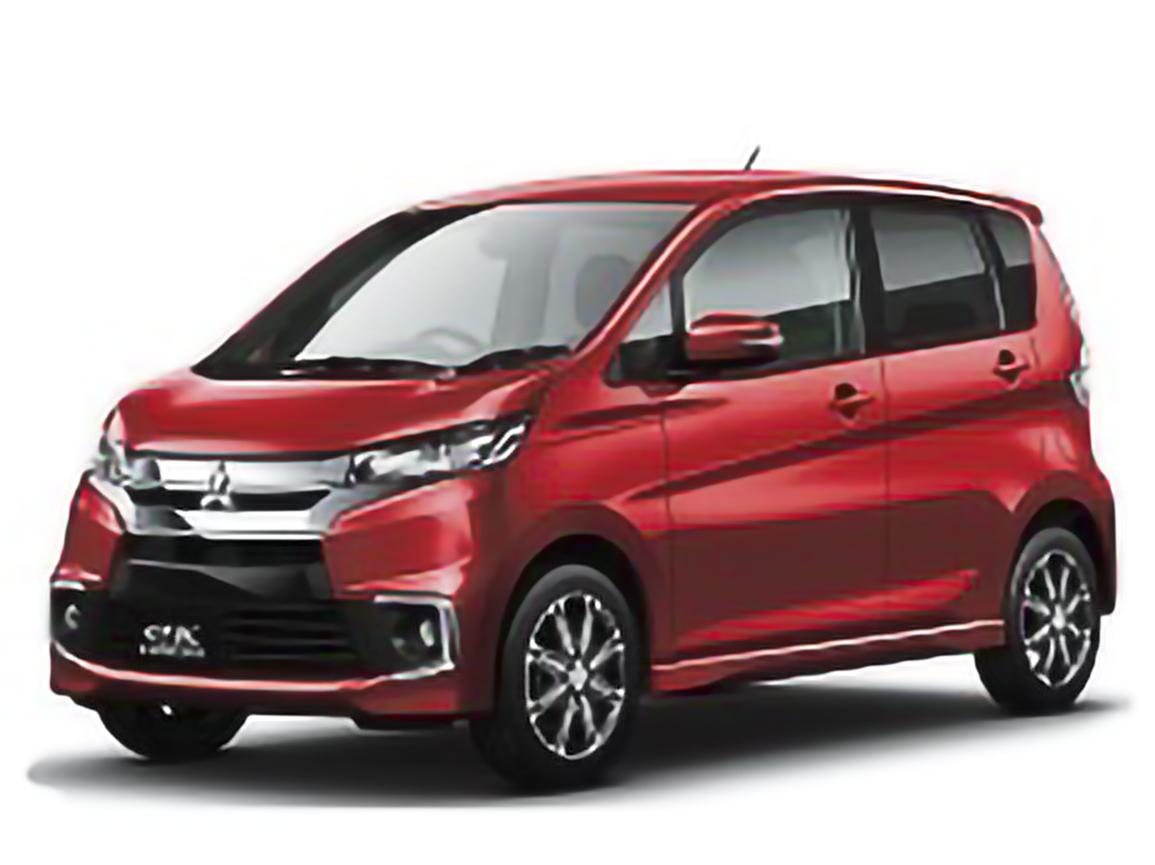 Mitsubishi, eK Custom, B11 Fl [2015 .. 2020] [JDM] Hatchback, 5d, AutoDir