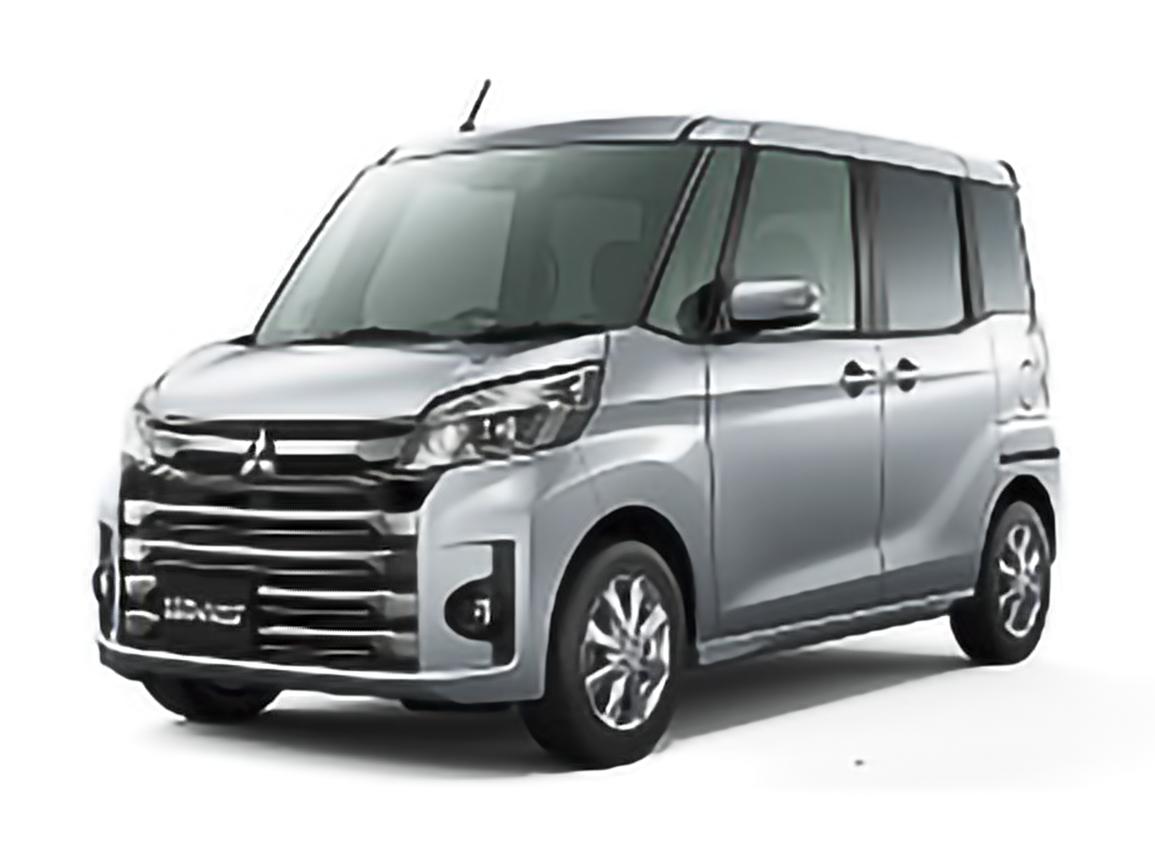 Mitsubishi, eK Space Custom, B11 Fl [2016 .. 2020] [JDM] Hatchback, 5d, AutoDir