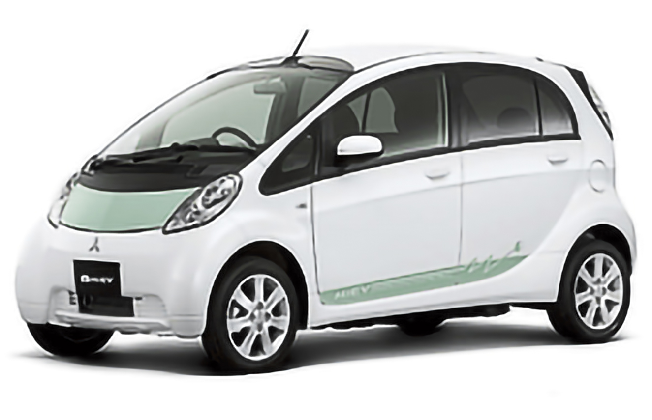 Mitsubishi, i-MiEV, HA [2009 .. 2018] Hatchback, 5d, AutoDir
