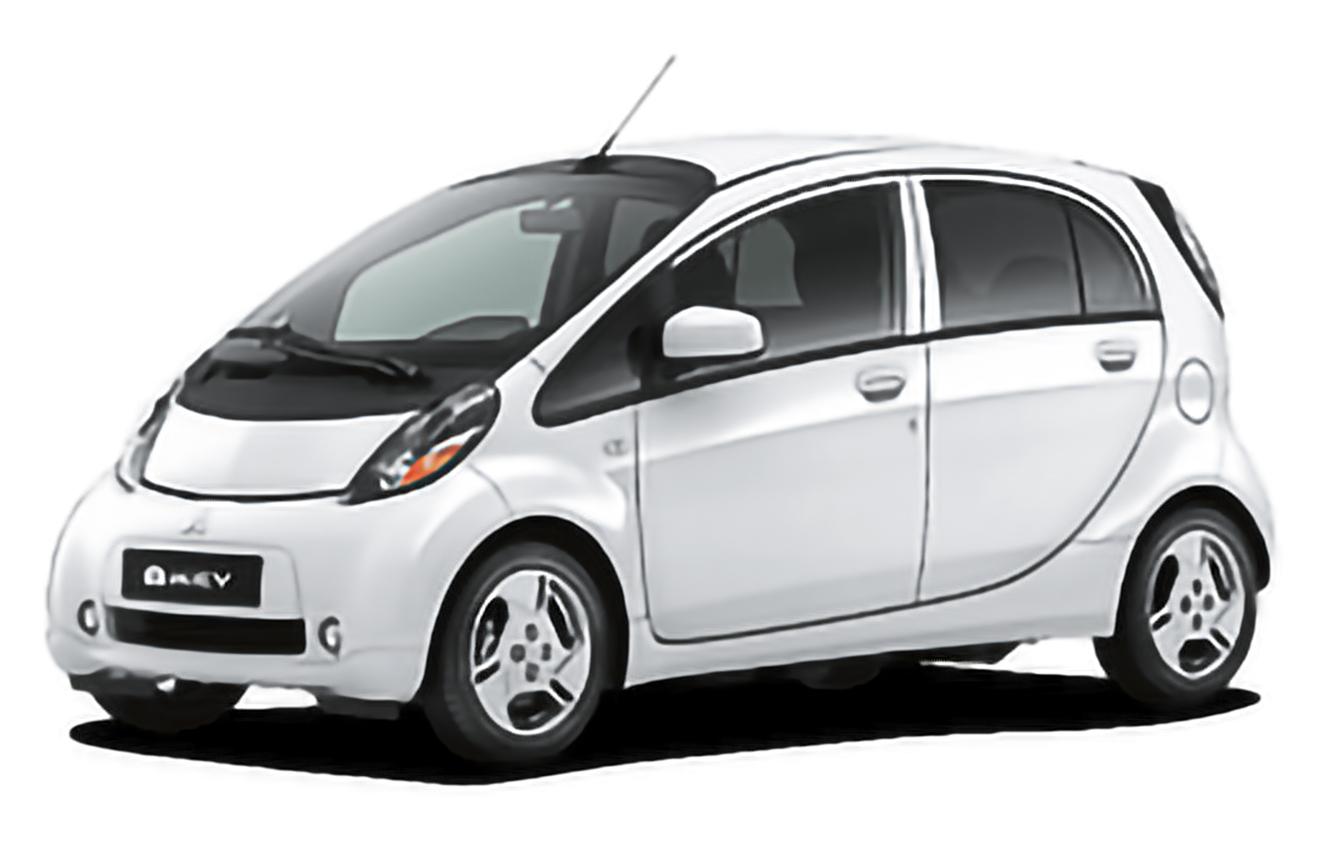 Mitsubishi, i-MiEV, HD [2018 .. 2020] Hatchback, 5d, AutoDir