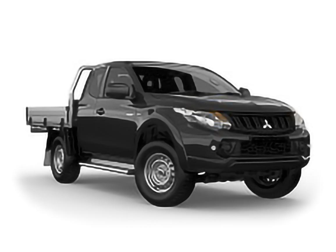 Mitsubishi, L200, MQ [2015 .. 2020] Chassis cab, AutoDir