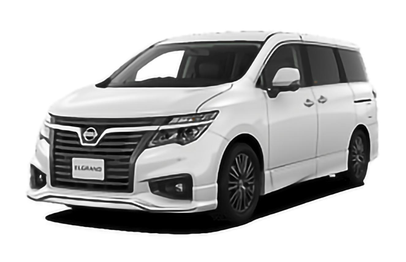 Nissan, Elgrand, III (E52) Restyling [2014 .. 2020] MPV, 5d (E52), AutoDir