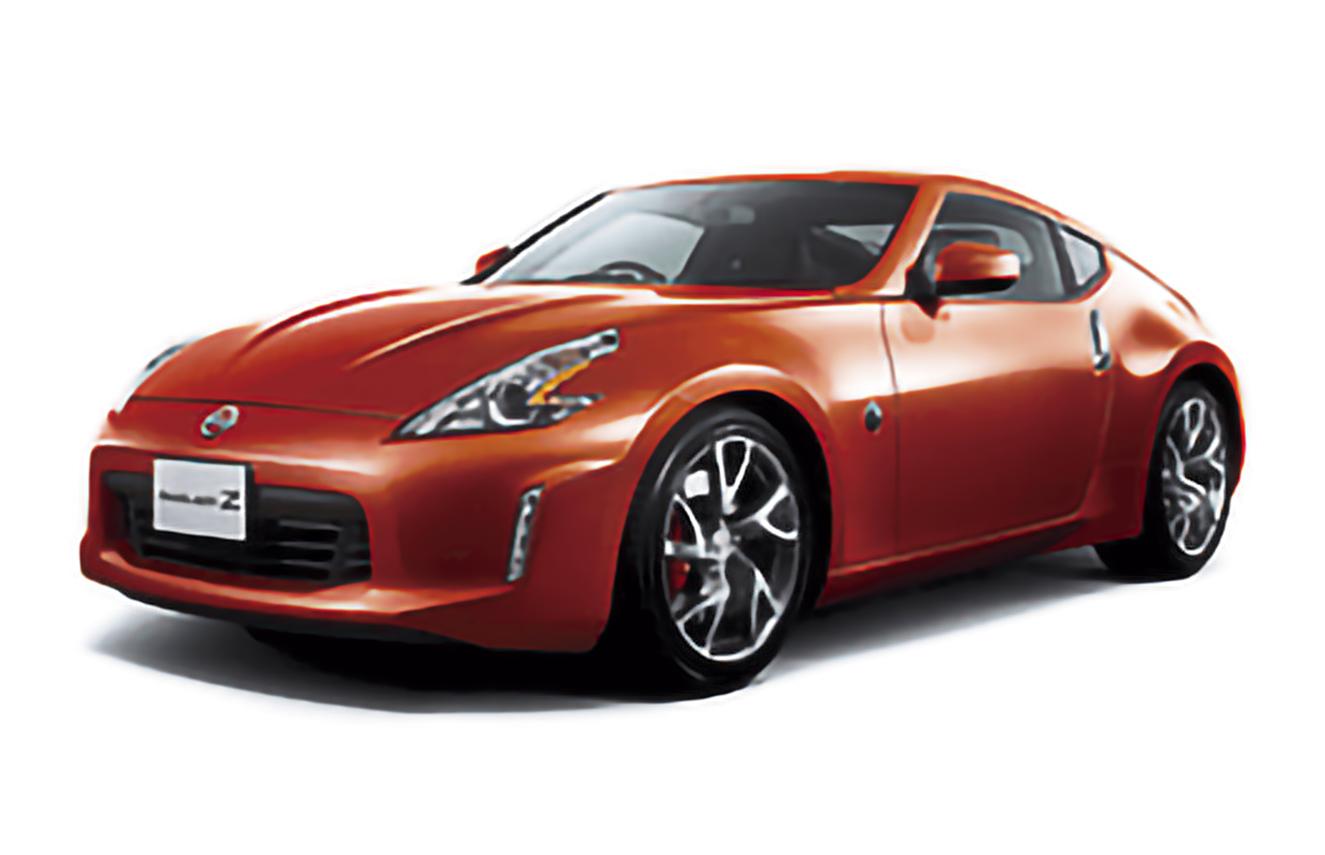 Nissan, Fairlady Z, VI (Z34) Restyling [2012 .. 2020] Coupe, 2d, AutoDir