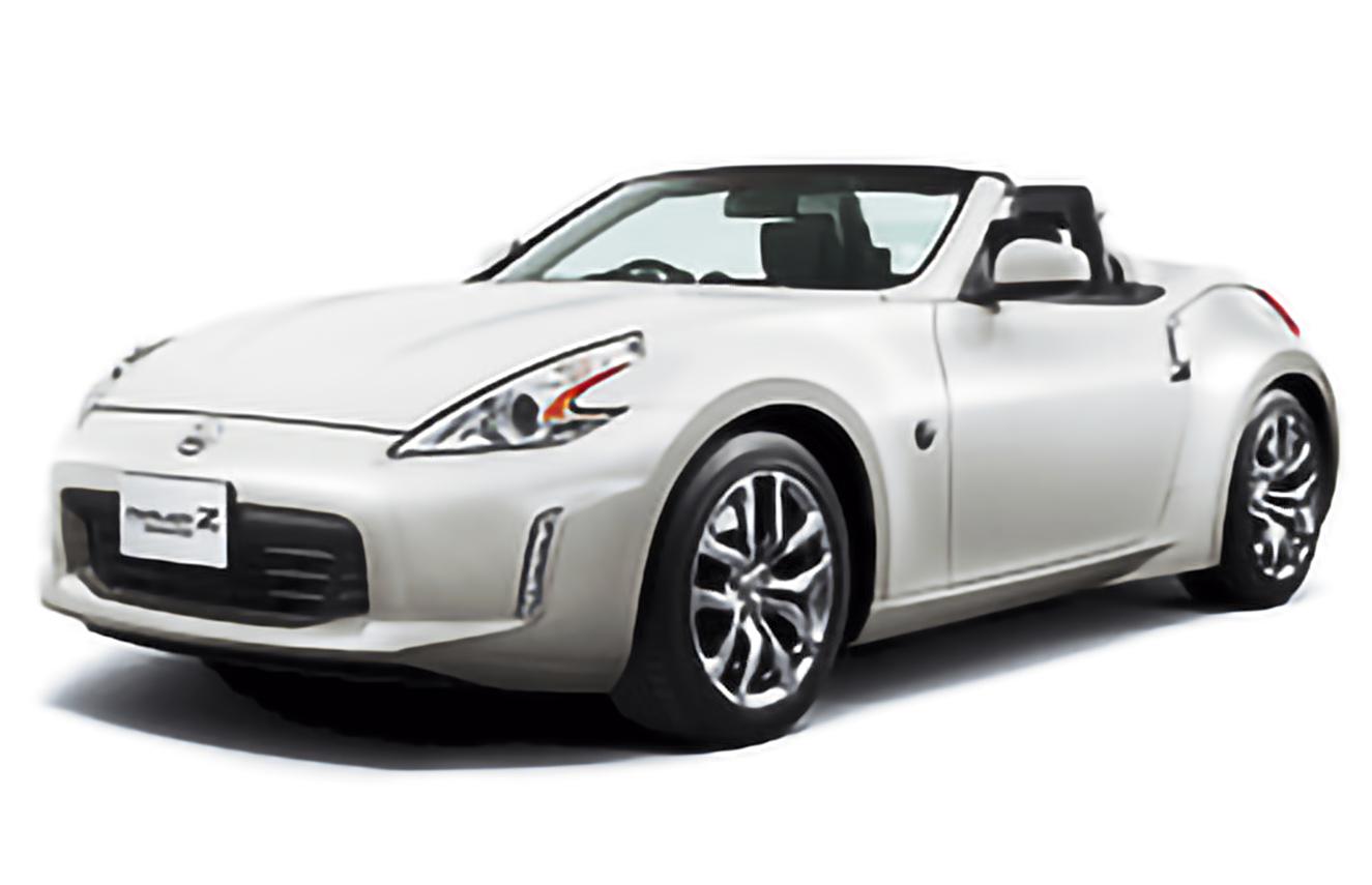 Nissan, Fairlady Z, VI (Z34) Restyling [2012 .. 2020] Roadster, 2d, AutoDir