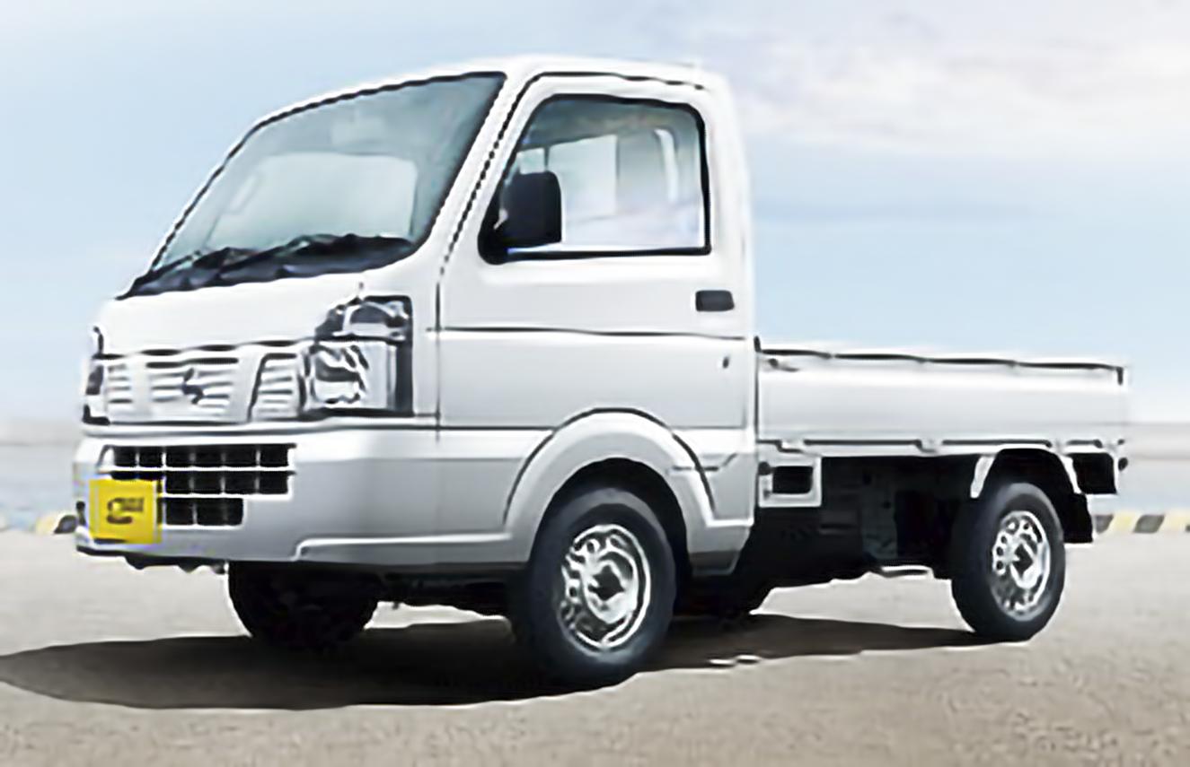 Nissan, NT100 Clipper, II [2013 .. 2020] Truck, 2d, AutoDir