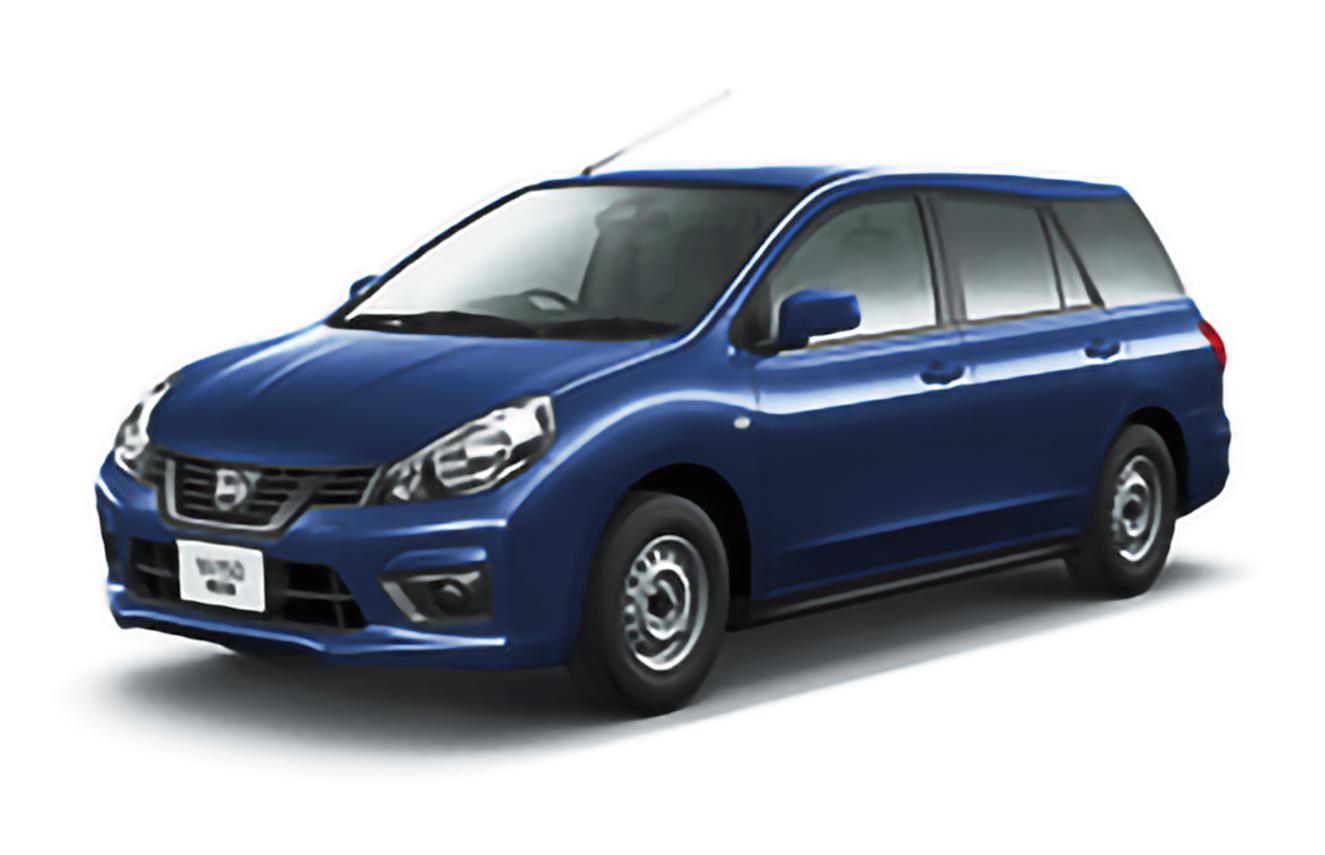 Nissan, NV150 AD, IV (Y12) Facelift [2016 .. 2020] Estate, 5d, AutoDir