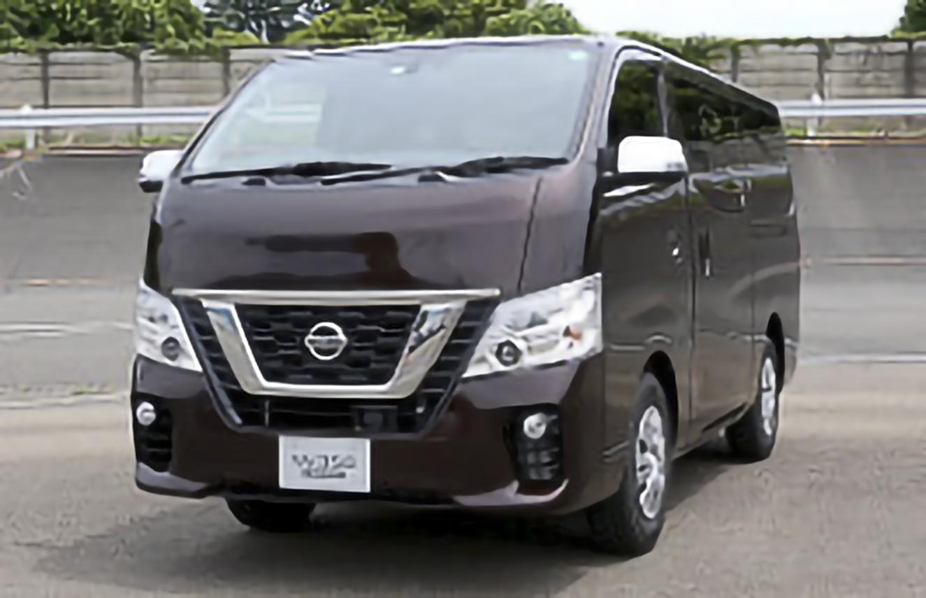 Nissan, NV350 Caravan, E26 Facelift [2017 .. 2020] Van, AutoDir