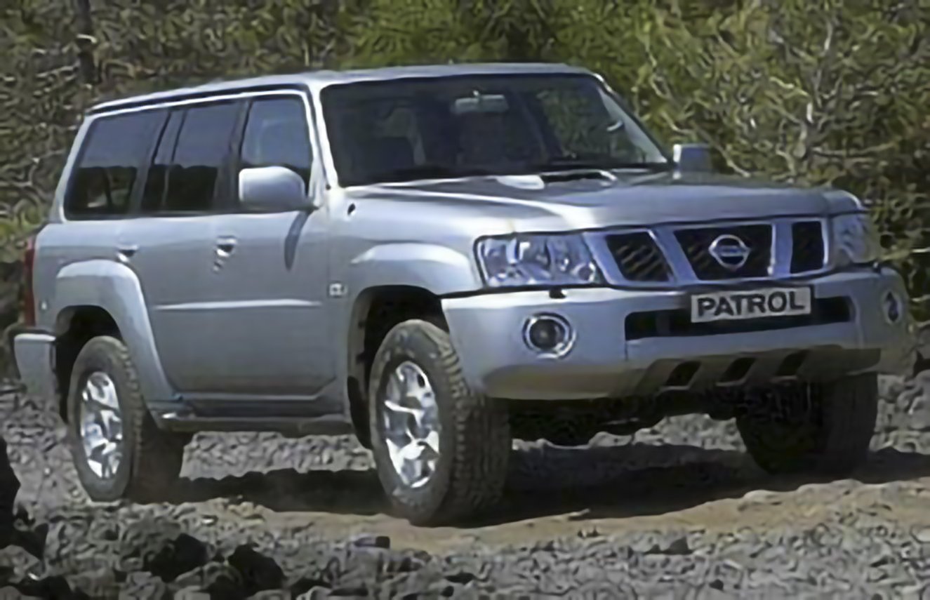 Nissan, Patrol Safari, V (Y61) Restyling [2011 .. 2020] Closed Off-Road Vehicle, 5d, AutoDir