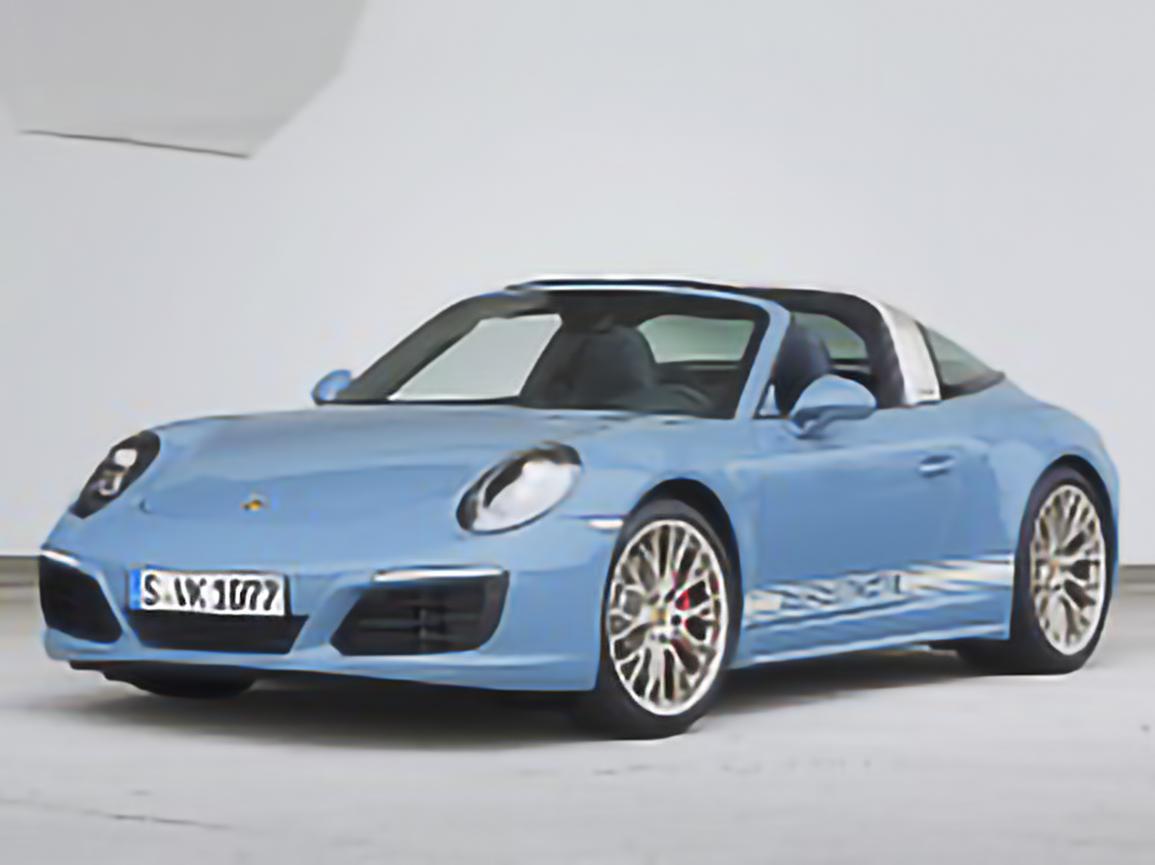Porsche, 911, Typ 991 Facelift [2015 .. 2018] Targa, AutoDir