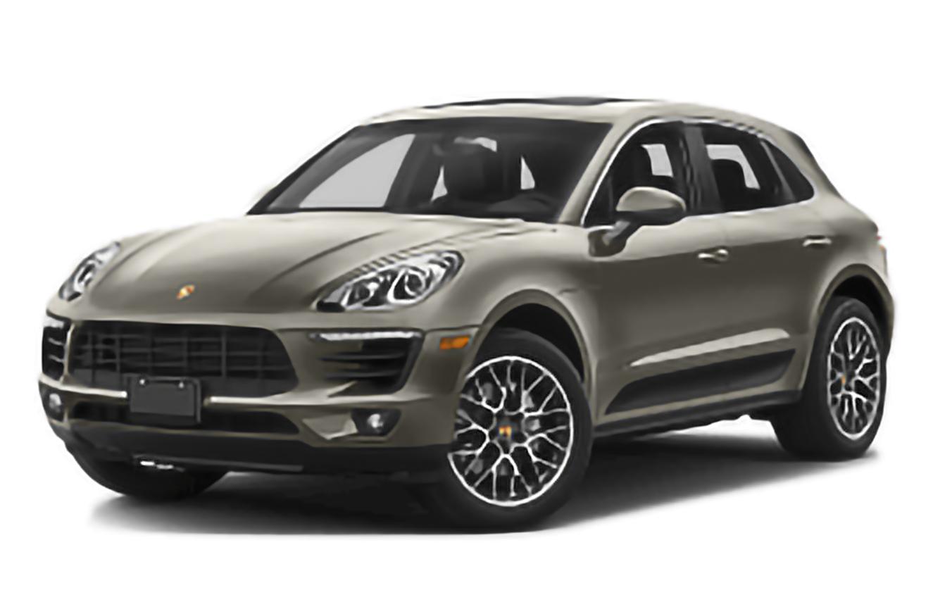 Porsche, Macan, 95B [2014 .. 2018] SUV, 5d, AutoDir