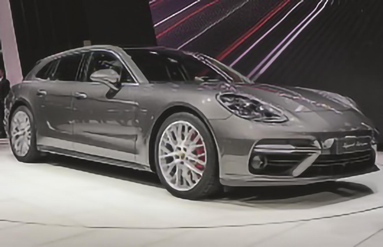 Porsche, Panamera, II [2016 .. 2020] Sport Turismo, 5d, AutoDir