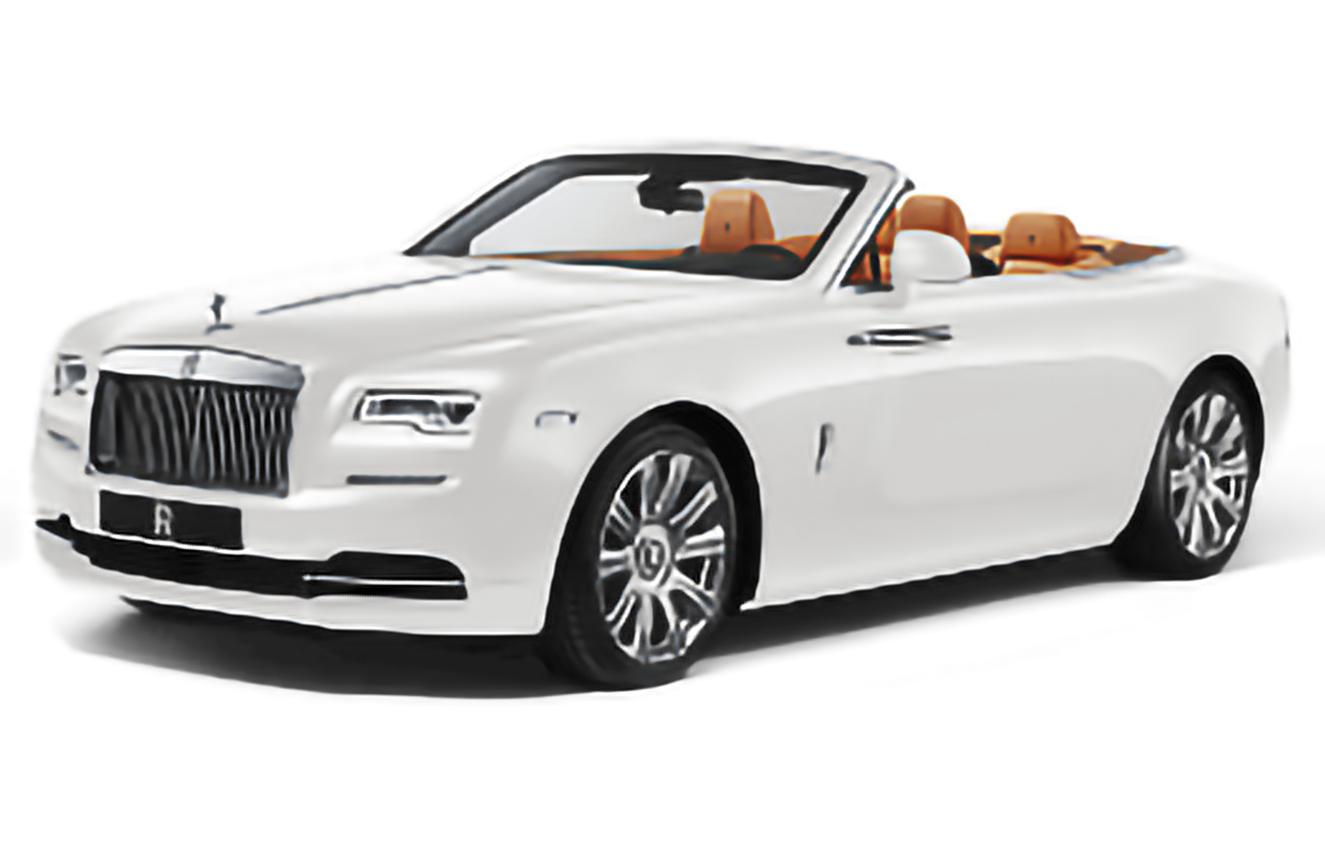 Rolls-Royce, Dawn, 2015 .. 2020 Convertible, 2d, AutoDir