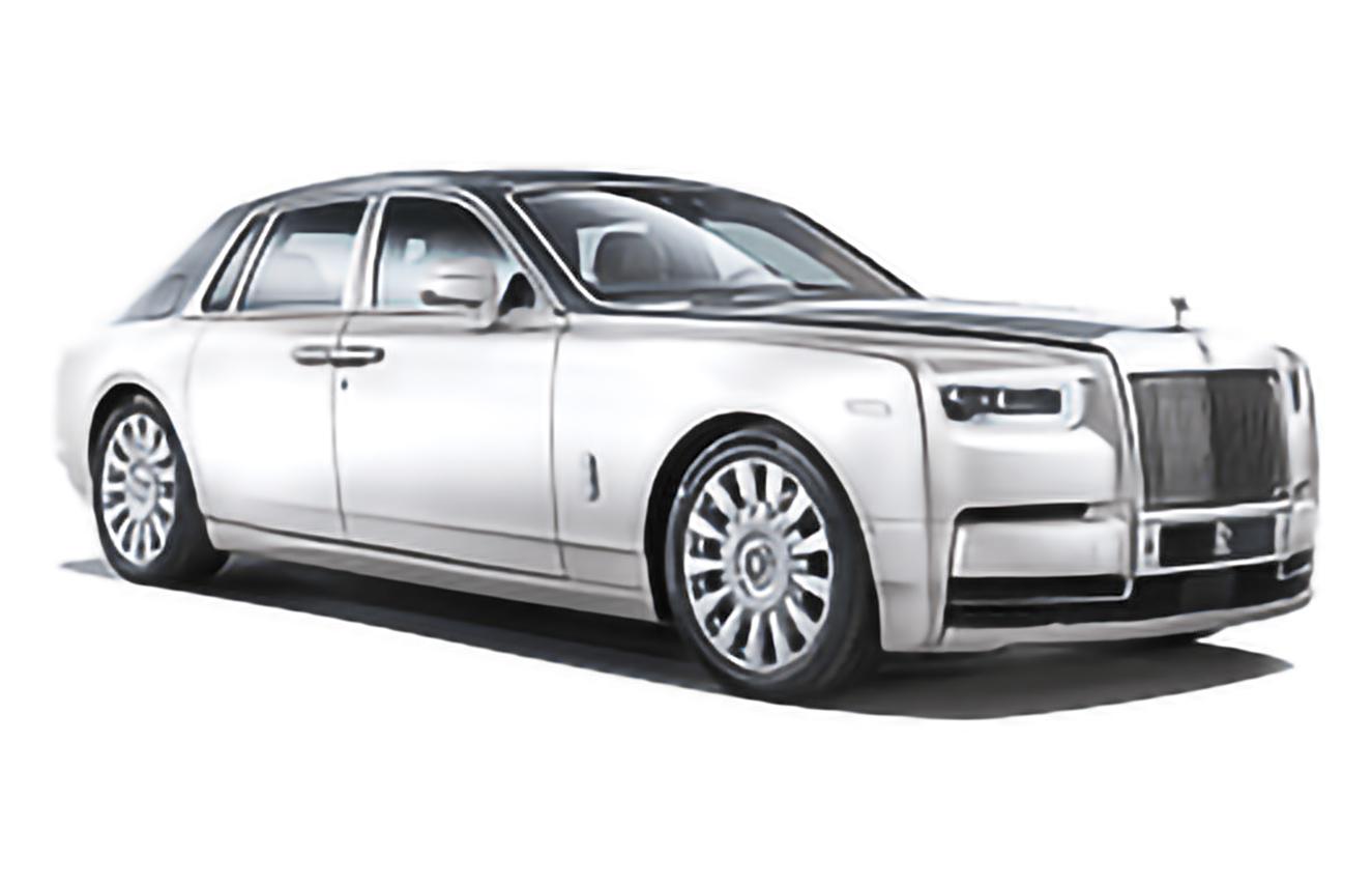 Rolls-Royce, Phantom, VIII [2017 .. 2020] Saloon, AutoDir
