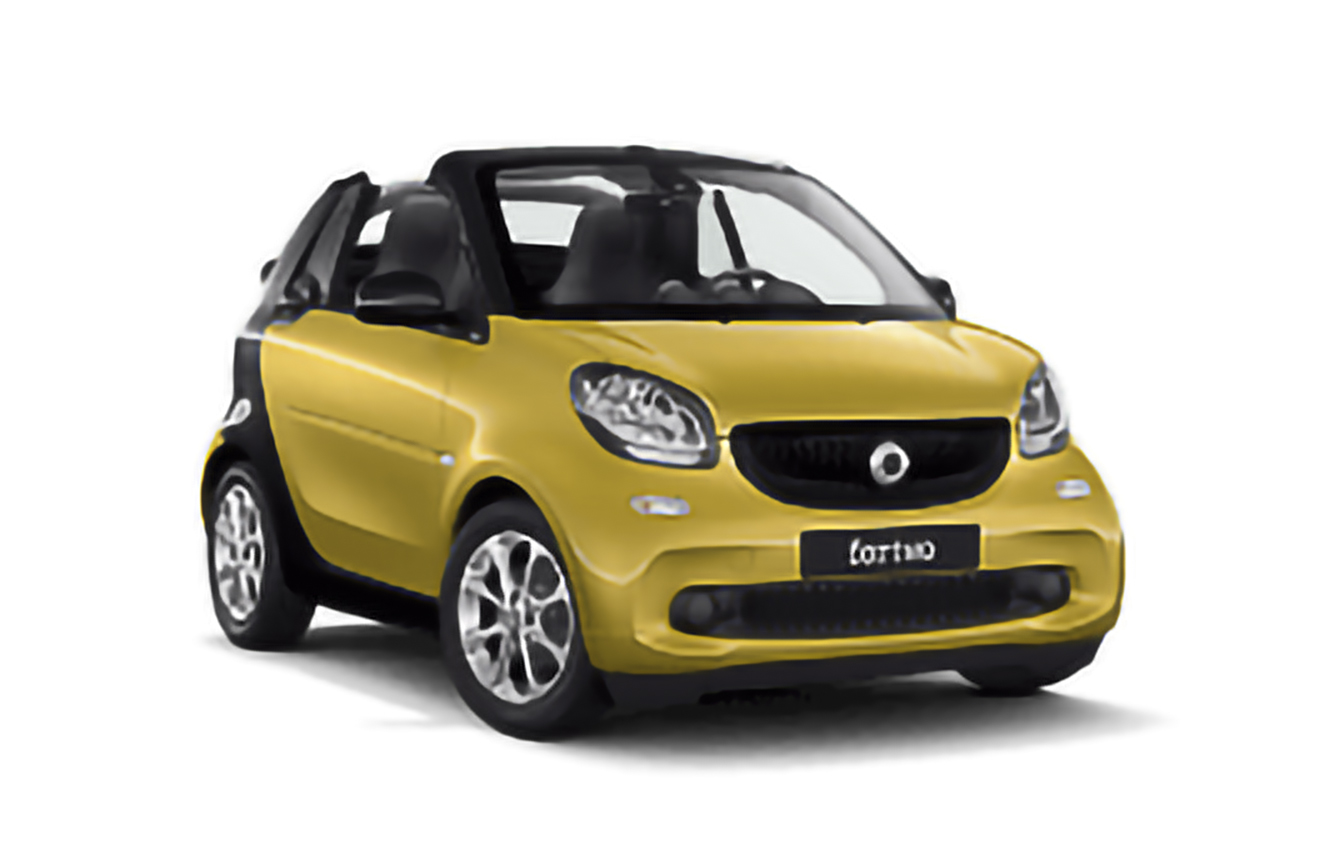 Smart, Fortwo, III [2014 .. 2020] Convertible, 2d (A453), AutoDir