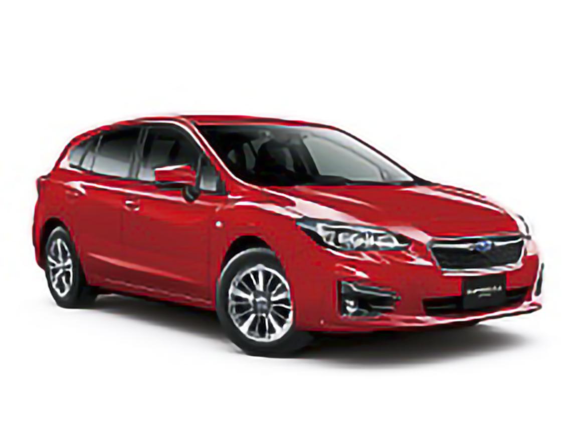 Subaru, Impreza, G5 [2017 .. 2020] Hatchback, 5d (GT), AutoDir