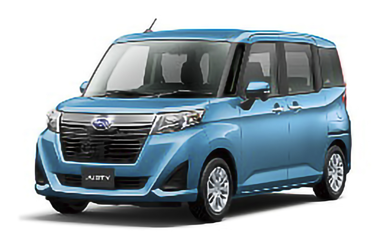 Subaru, Justy, M900 [2016 .. 2020] [JDM] Hatchback, 5d, AutoDir