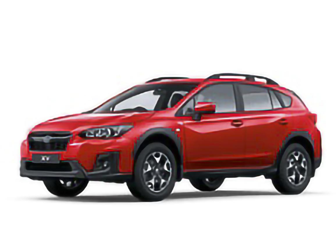 Subaru, XV, GT [2017 .. 2020] SUV, 5d, AutoDir