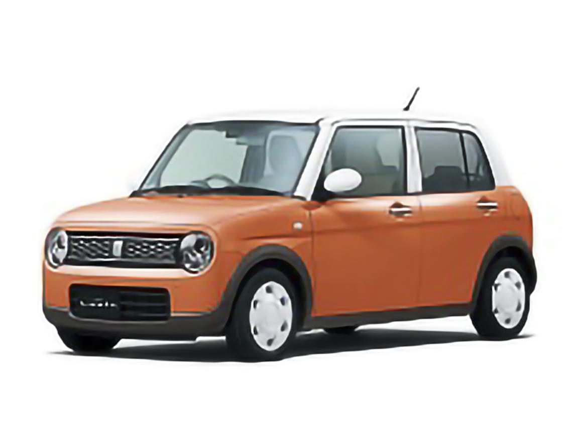 Suzuki, Alto Lapin, HE33 [2015 .. 2020] [JDM] S Selection, 5d, AutoDir