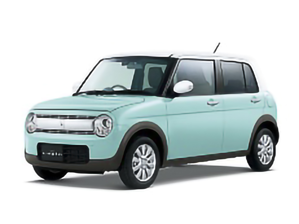 Suzuki, Alto Lapin, HE33 [2015 .. 2020] [JDM] Hatchback, 5d, AutoDir