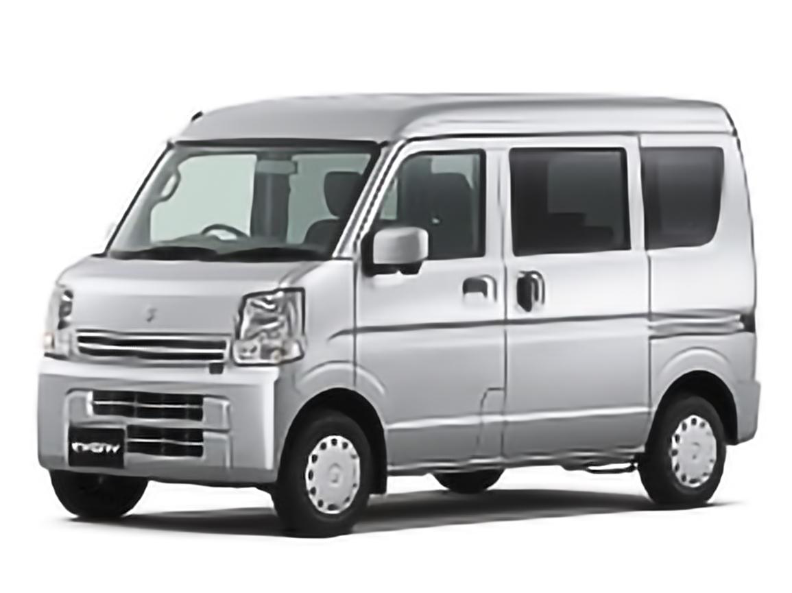 Suzuki, Every, DA17 [2015 .. 2020] [JDM] Van, AutoDir