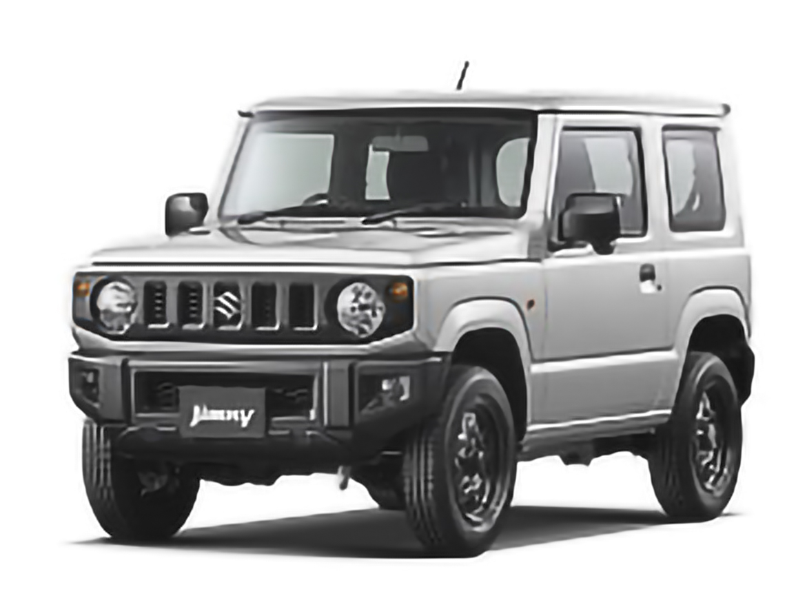 Suzuki, Jimny, JB64 [2018 .. 2020] [JDM] Closed Off-Road Vehicle, 3d, AutoDir