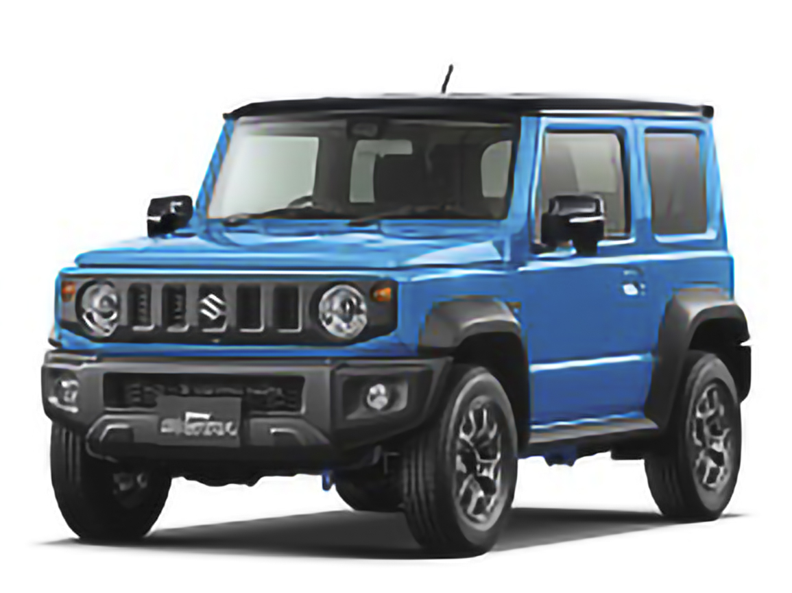 Suzuki, Jimny Sierra, JB74 [2018 .. 2020] [JDM] Closed Off-Road Vehicle, 3d, AutoDir