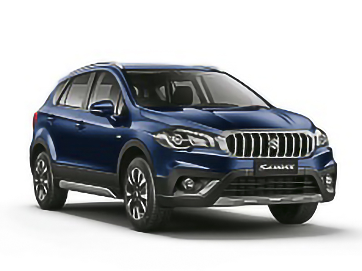 Suzuki, SX4 S-Cross, II Restyling [2017 .. 2020] SUV, 5d, AutoDir
