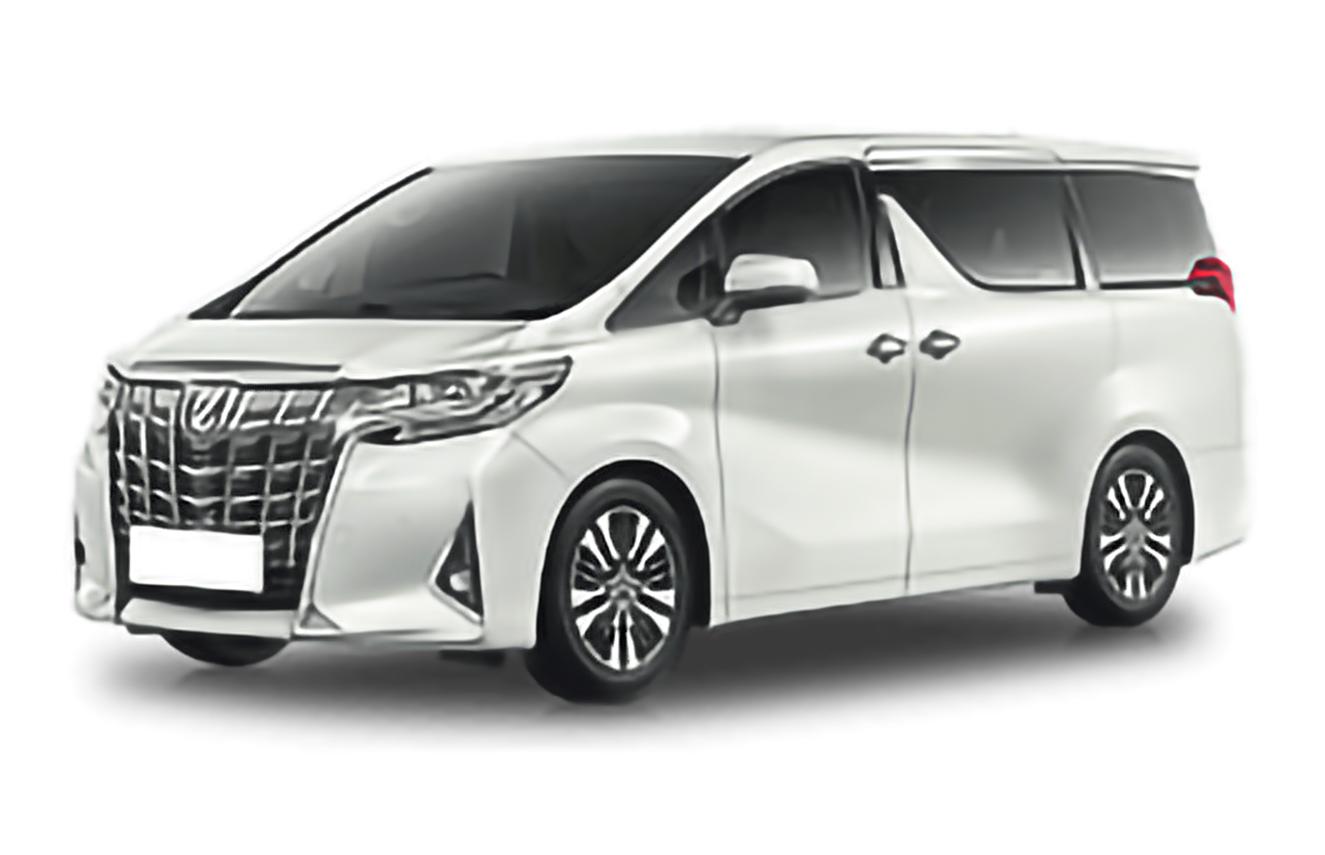 Toyota, Alphard, III Restyling [2018 .. 2020] MPV, 5d, AutoDir
