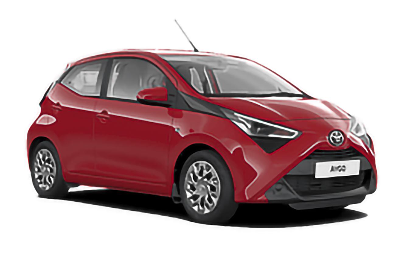 Toyota, Aygo, II Facelift [2018 .. 2020] Hatchback, 5d, AutoDir