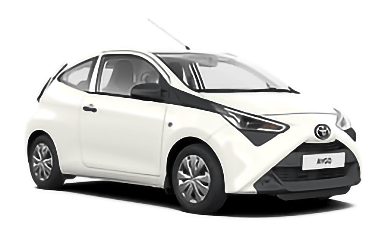 Toyota, Aygo, II Facelift [2018 .. 2020] Hatchback, 3d, AutoDir