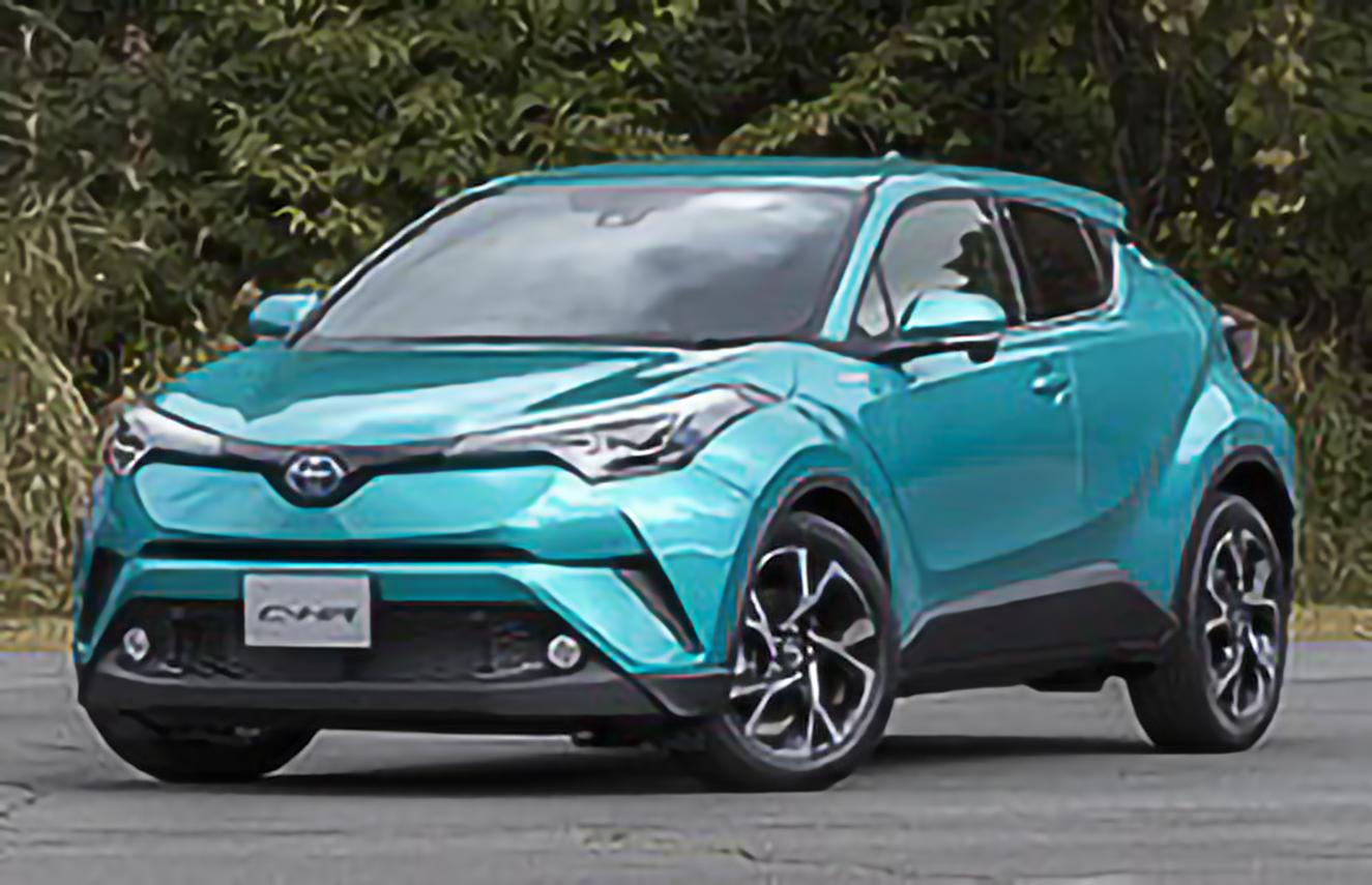 Toyota, C-HR, 2016 .. 2020 SUV, 5d, AutoDir