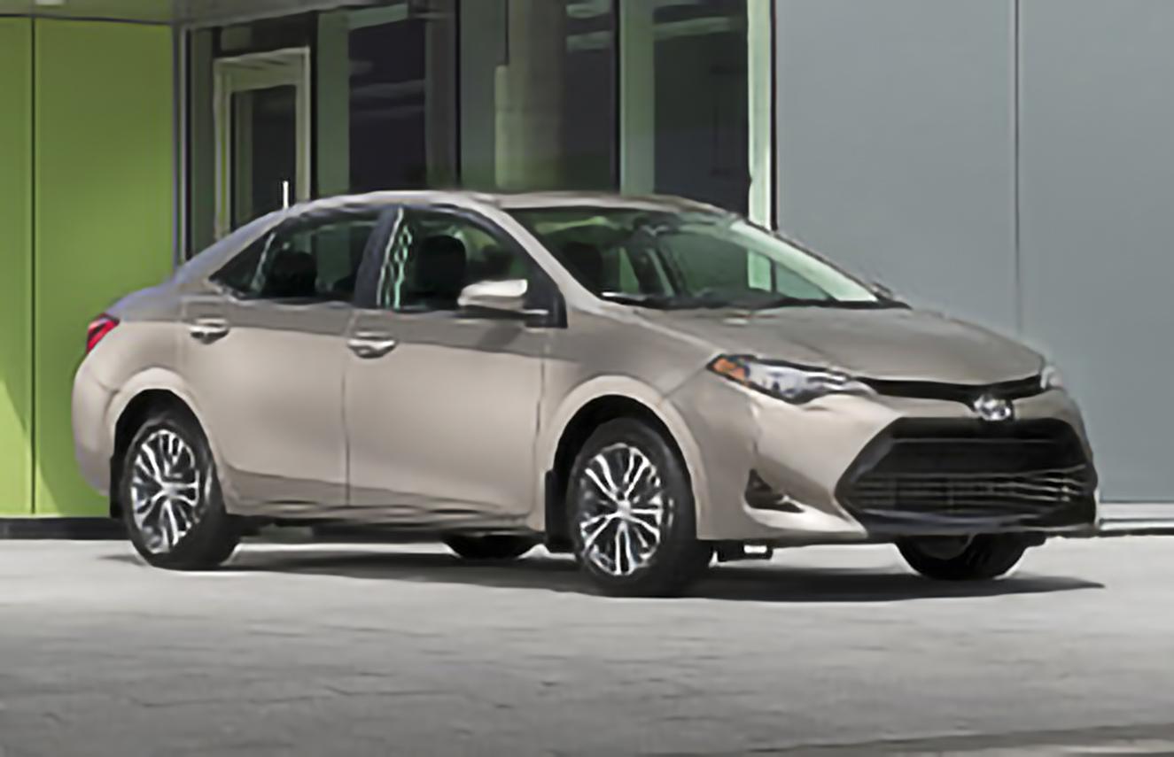Toyota, Corolla, XI (E170) Facelift [2017 .. 2020] [USDM] Saloon, AutoDir
