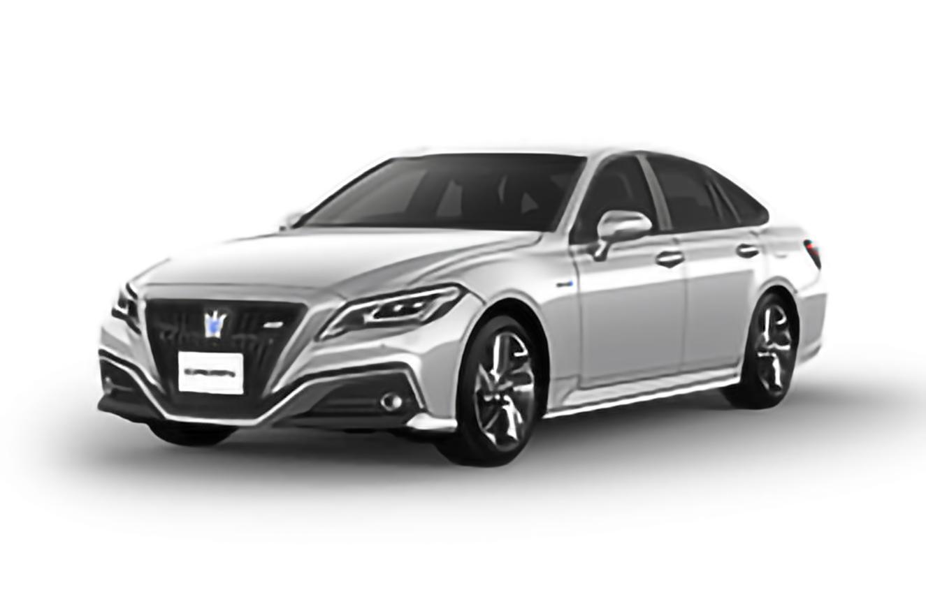 Toyota, Crown, S220 [2018 .. 2020] Saloon, AutoDir