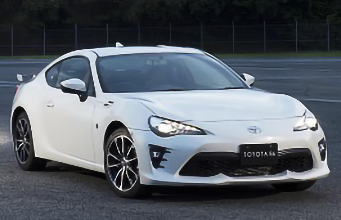 Toyota, GT 86, Facelift [2016 .. 2020] Coupe, 2d, AutoDir
