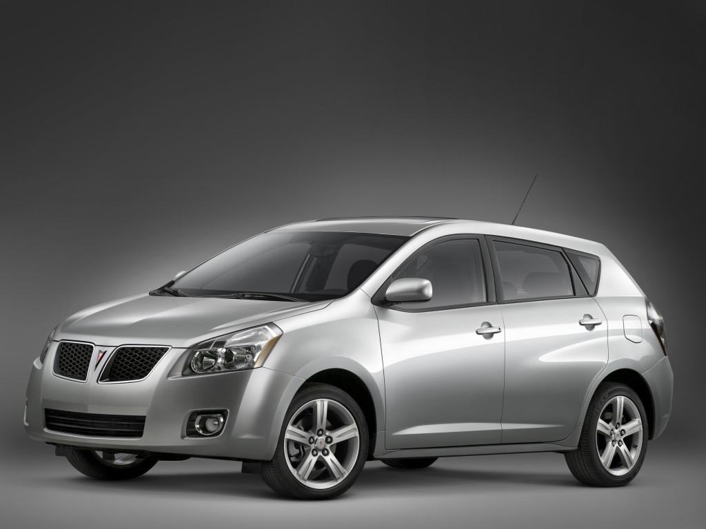 Pontiac, –10  Vibe, 2009–10 Pontiac Vibe '2008–09, AutoDir