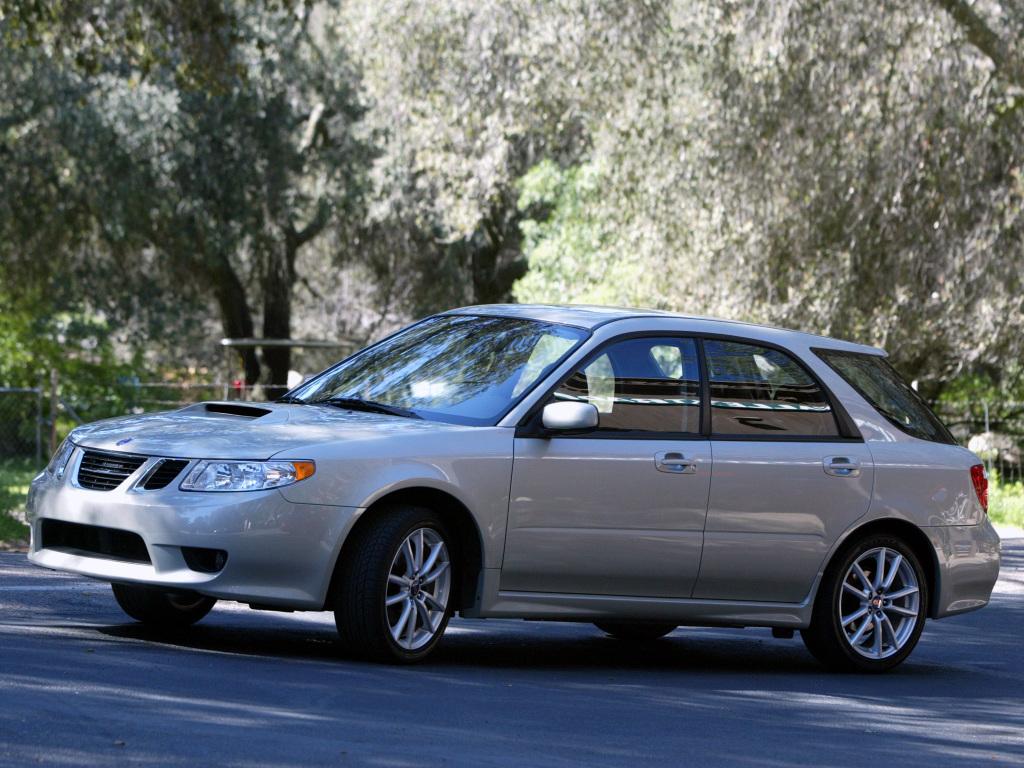Saab, 9-2X, 2005–06 Saab 9-2X '2004–06, AutoDir