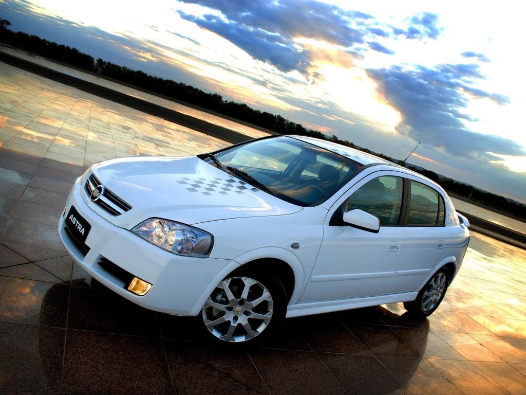 Chevrolet, Astra 5-door, Chevrolet Astra 5-door '2003–11, AutoDir