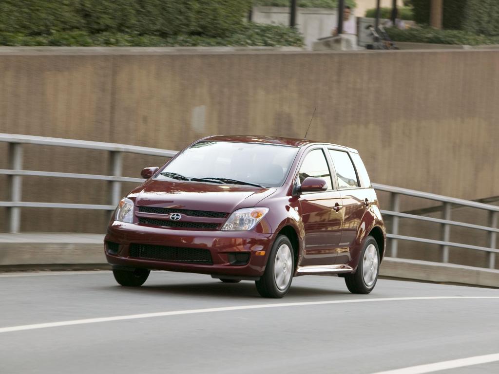 Scion, xA, 2006 Scion xA '2005–06, AutoDir