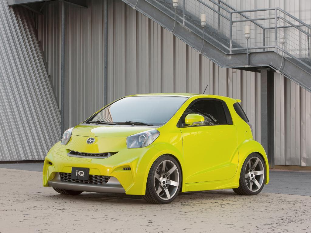 Scion, iQ Concept ', Scion iQ Concept '2009, AutoDir