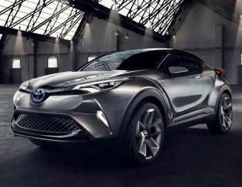 Toyota, C-HR Concept ', Toyota C-HR Concept '2015, AutoDir