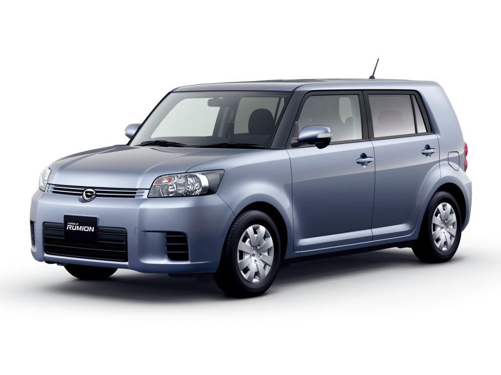 Toyota, Corolla Rumion (E150N), Toyota Corolla Rumion (E150N) '2007–09, AutoDir